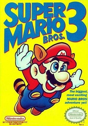 Super Mario Bros. 3 (NES) - Nintendo
