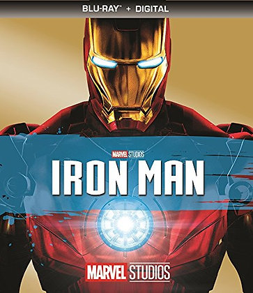 Iron Man-Bluray