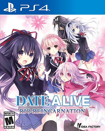 DATE A LIVE: RIO-Reincarnation - PlayStation 4
