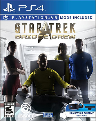 Star Trek: Bridge Crew - PlayStation 4