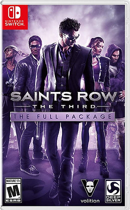 Saints Row The Third Full Package (NSW) - Nintendo Switch