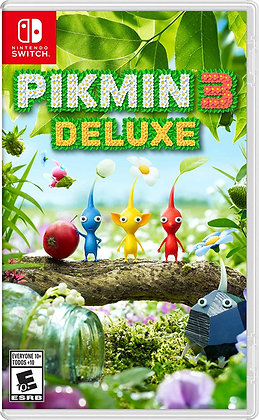 Pikmin 3 Deluxe (NSW) - Nintendo Switch