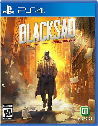 Blacksad: Under The Skin Limited Edition - PlayStation 4