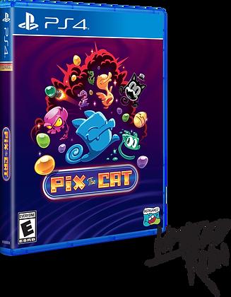 Pix the Cat - PlayStation 4