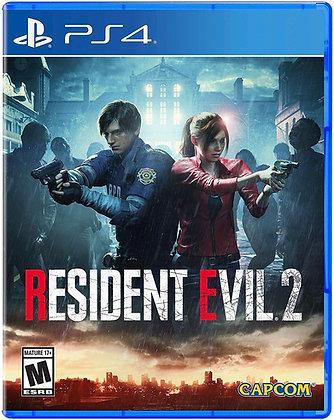Resident Evil 2 (PS4) - PlayStation 4