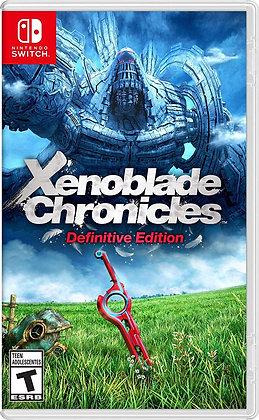 Xenoblade Chronicles: Definitive Edition (NSW) - Nintendo Switch