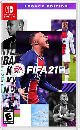 FIFA 21 Standard Edition (NSW) - Nintendo Switch