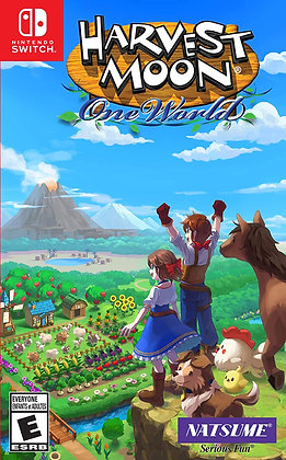 Natsume Harvest Moon: One World (NSW) - Nintendo Switch