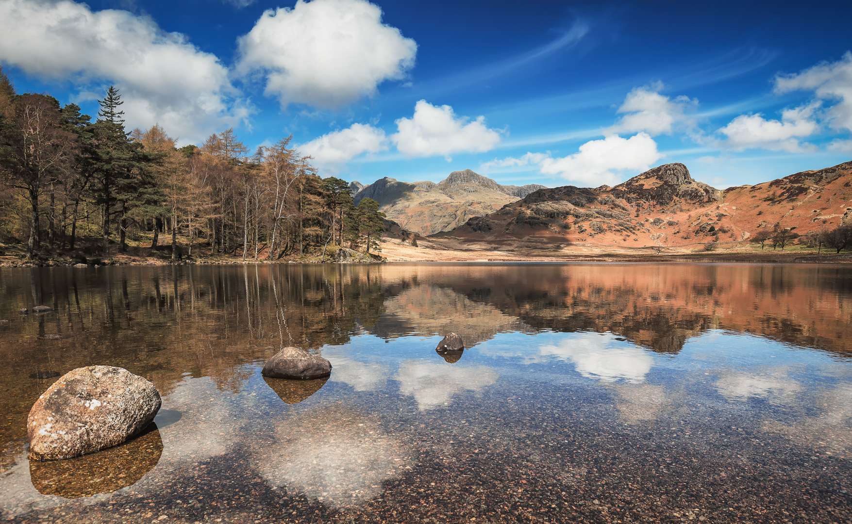 Blea Tarn Revisited