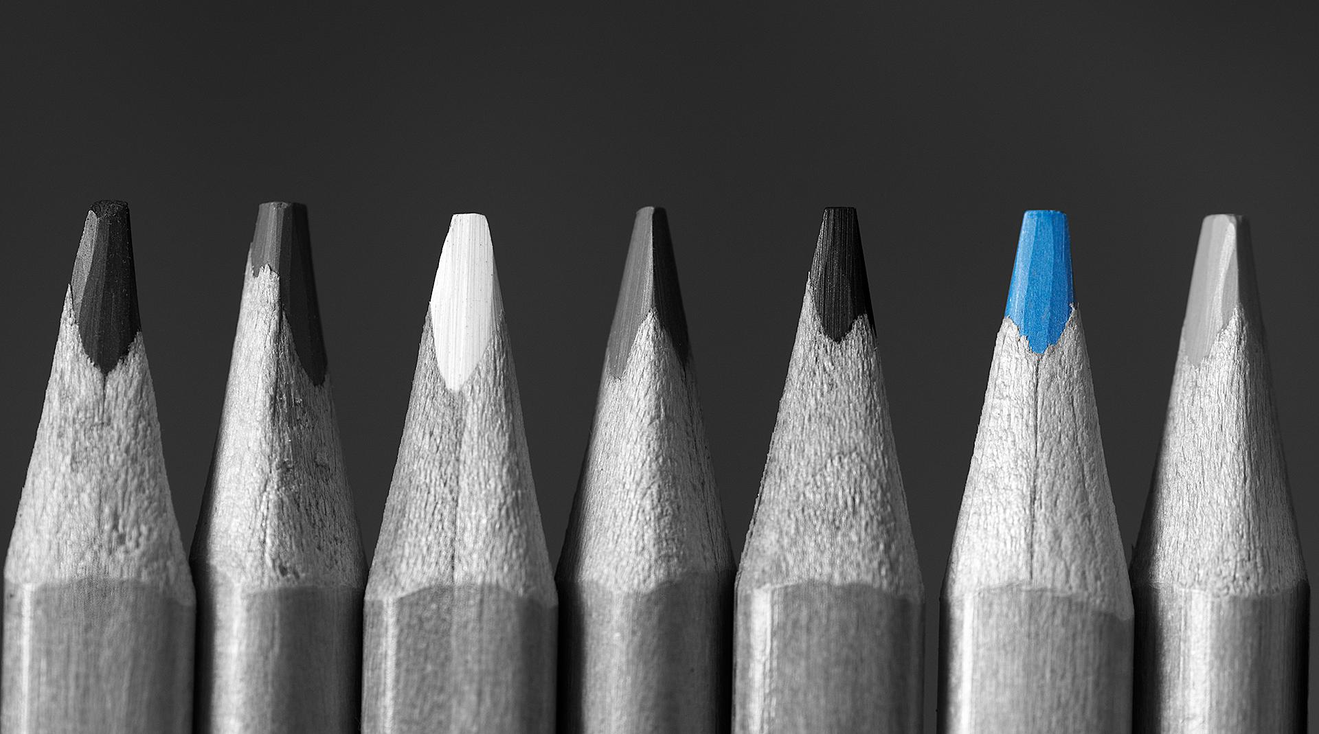 Just Pencils