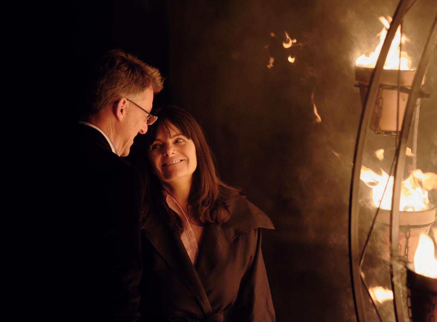 Firelight Romance