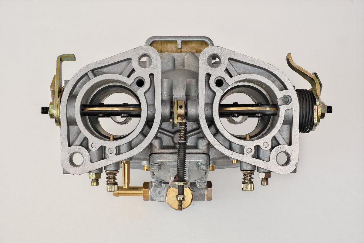 Weber DHF40-1E Carburettor