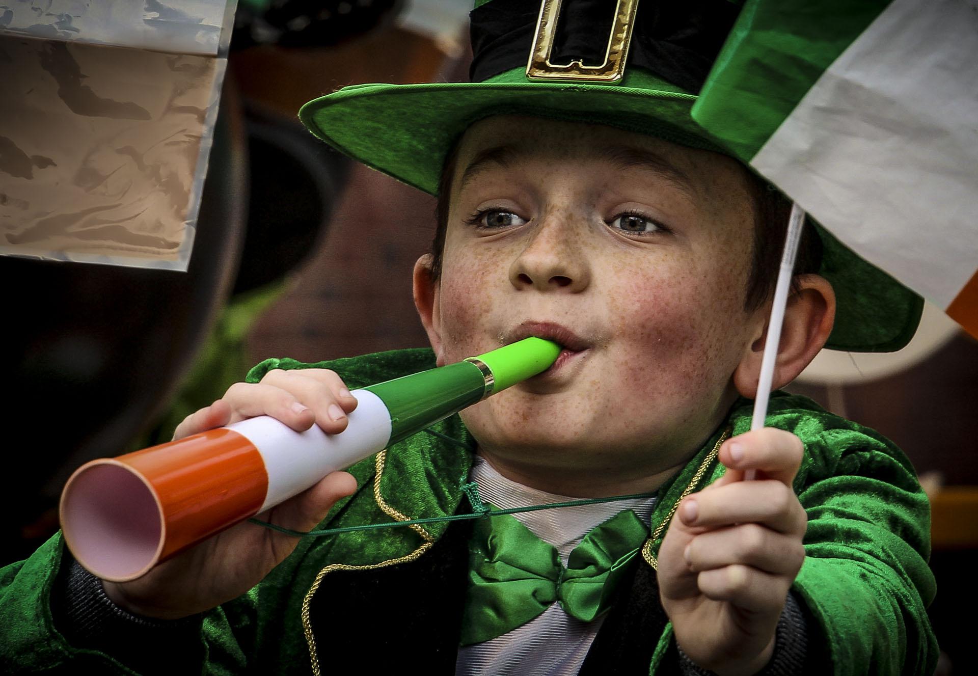 Paddy's Vuvuzela