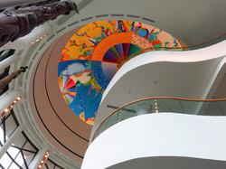 Ceiling Of Museum Of Civilizations