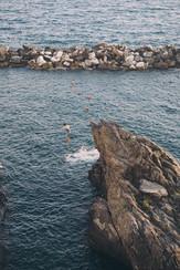 cinque terre diving