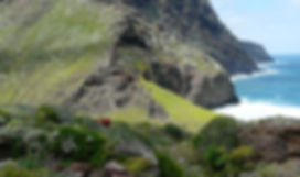 hiking Canary Islands