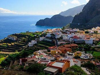 Agulo, La Gomera, Canary Islands