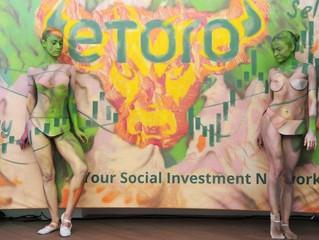 Презентация нового продукта от Сбербанк и eToro