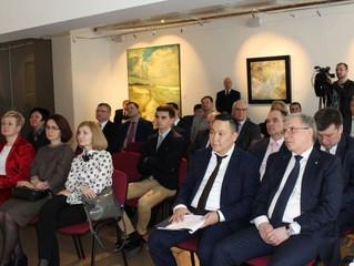 Форум межрегионального сотрудничества представительств субъектов РФ «Рукопожатие регионов»