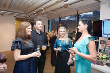Открытие выставки Юлии Солод «Эффект Талассы»