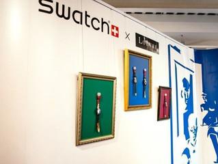 Запуск Swatch Club в России
