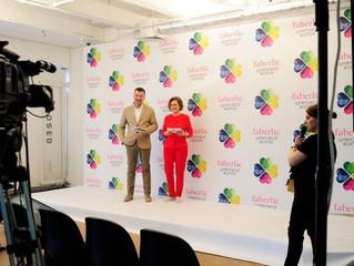Второй Цифровой онлайн-форум Faberlic