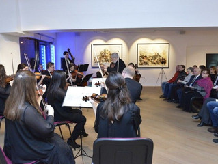 Концерт камерного оркестра Kremlin