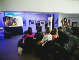 Презентация нового продукта от Canon