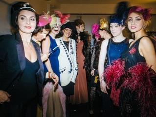Французский винтажный вечер: «Мода и парфюм в 20-е – 70-е годы»