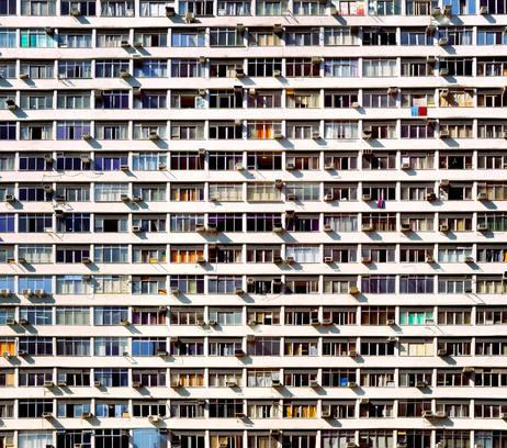195 квартир (195 flats) Рио-де-Жанейро  Тираж 12 экз. 122 х 108 см.