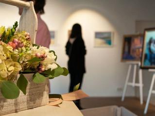 Выставка «Импульс» Софии Акимовой и Размика Бабасяна