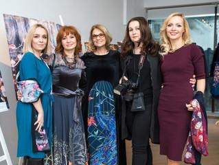 Открытие проекта «Птицелов» от дизайнера Натальи Душегрея и фотографа Ольги Зиновской