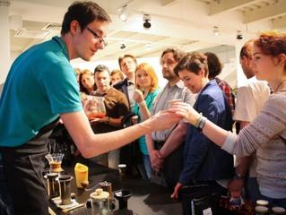 Кофейный мастер-класс с дегустацией кофе из Африки