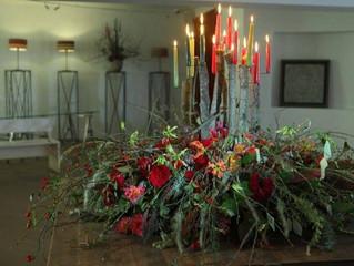 Выставка флористических инсталляций