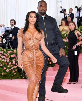 Kim Kardashian - Met Gala