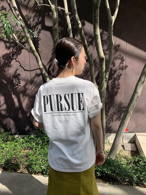 PURSUE Photo  Tee