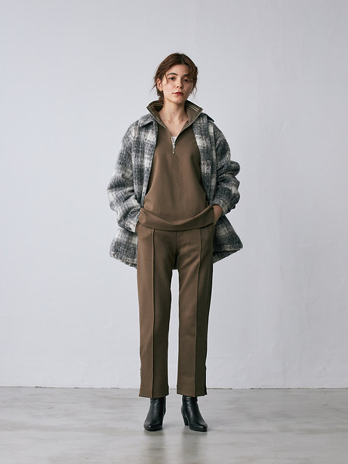 Double Knit Tapered pants