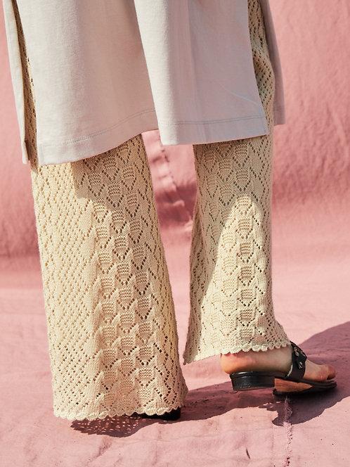 Crochet Knit pants