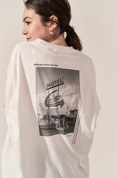 """MOTEL"" Photo Big Tee"