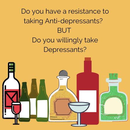 Anti vs Depressants