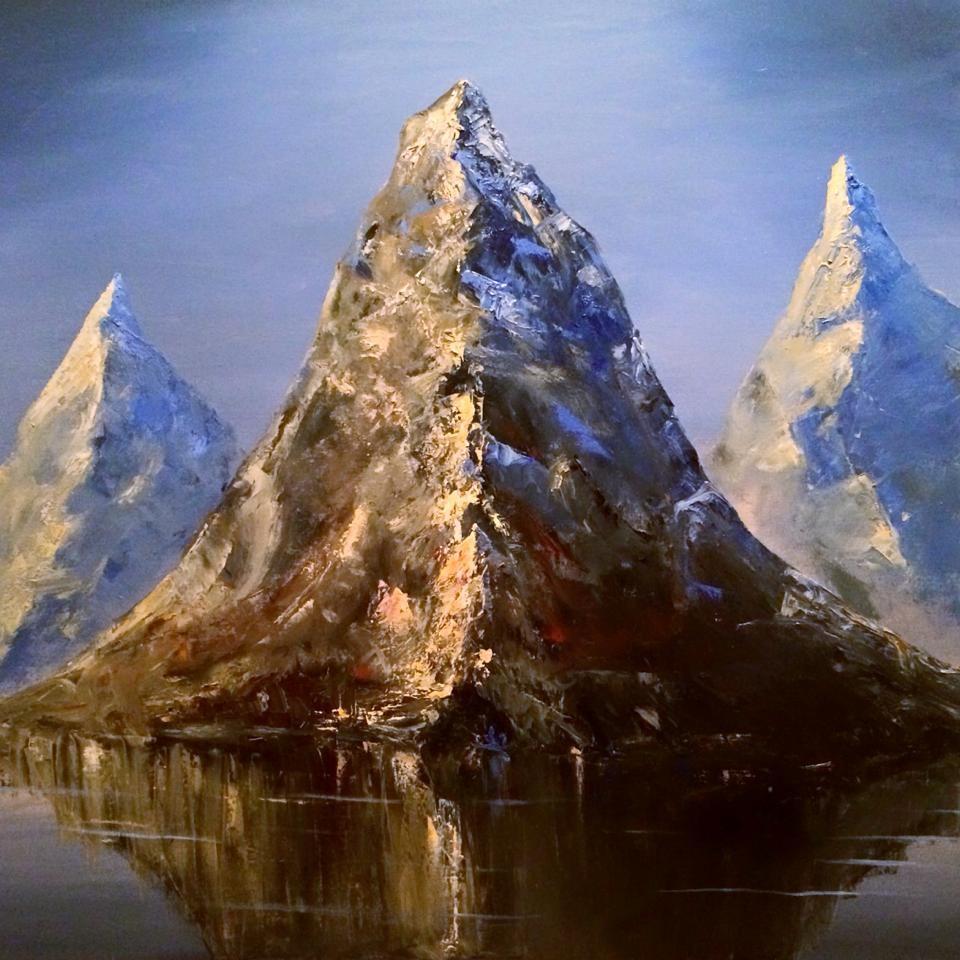 Tre fjell