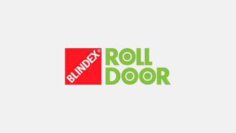 Blindex Roll Door