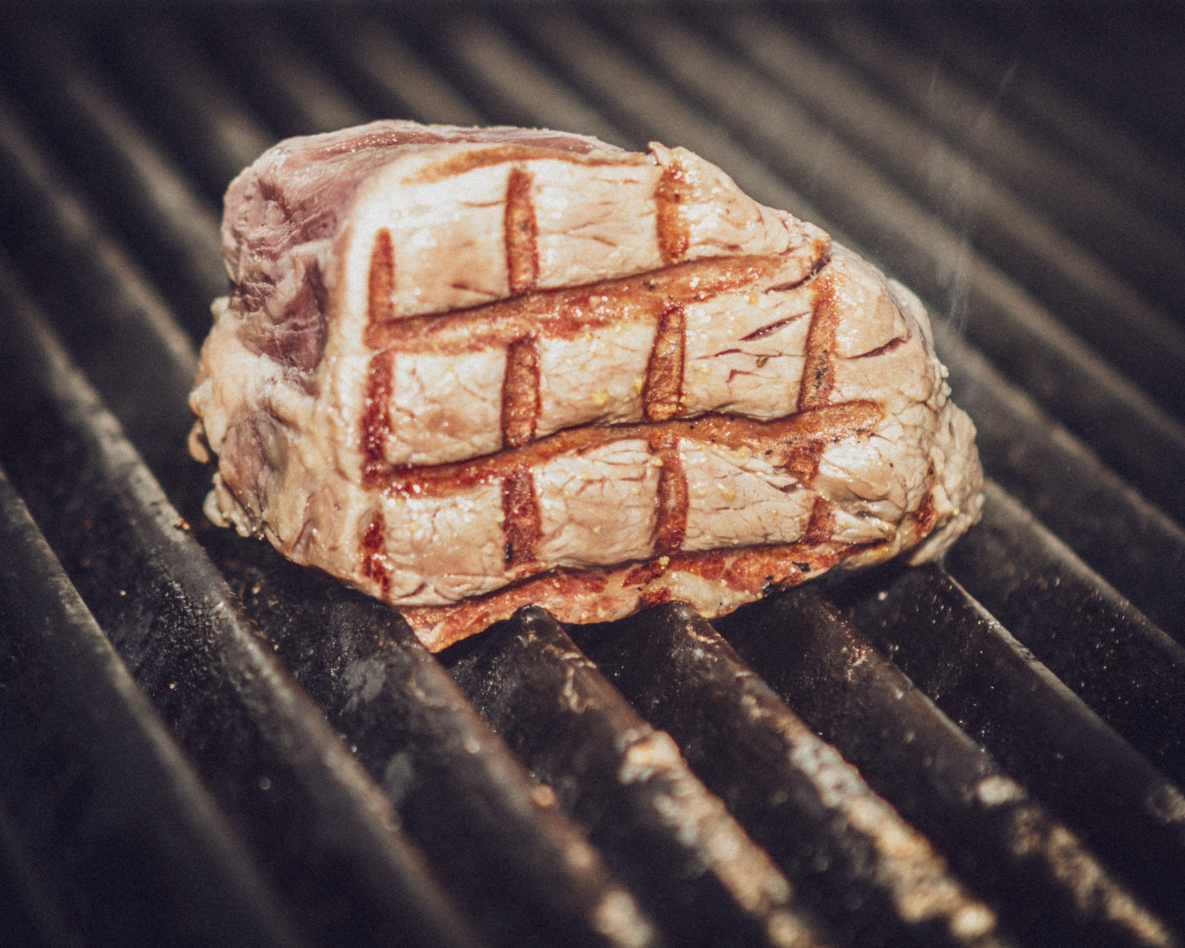 FILET AT THE GRILL