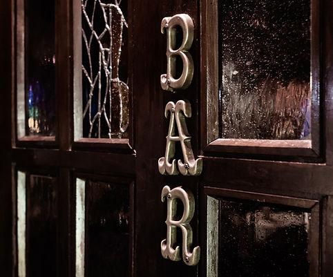 El Ladrillo bar entrance