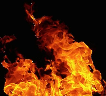 El Ladrillo's grill fire