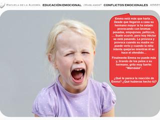 Nuevos recursos para la EDUCACIÓN EMOCIONAL