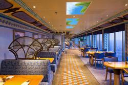 Eetzaal cruiseschip