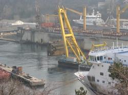 Dry dock removal Reijka