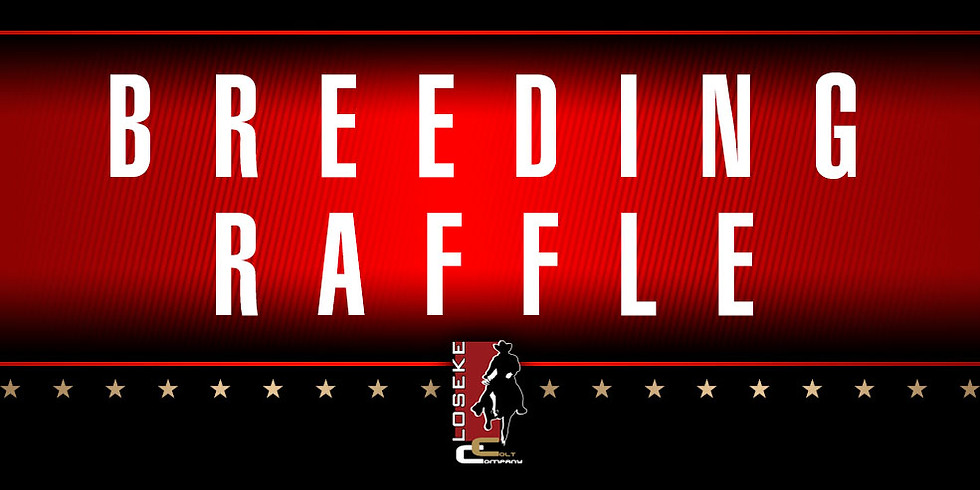 Patriot & Cilantro Breeding Raffle Contest