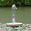 Thumbnail: Amethyst Crystal Elixir Water Bottle
